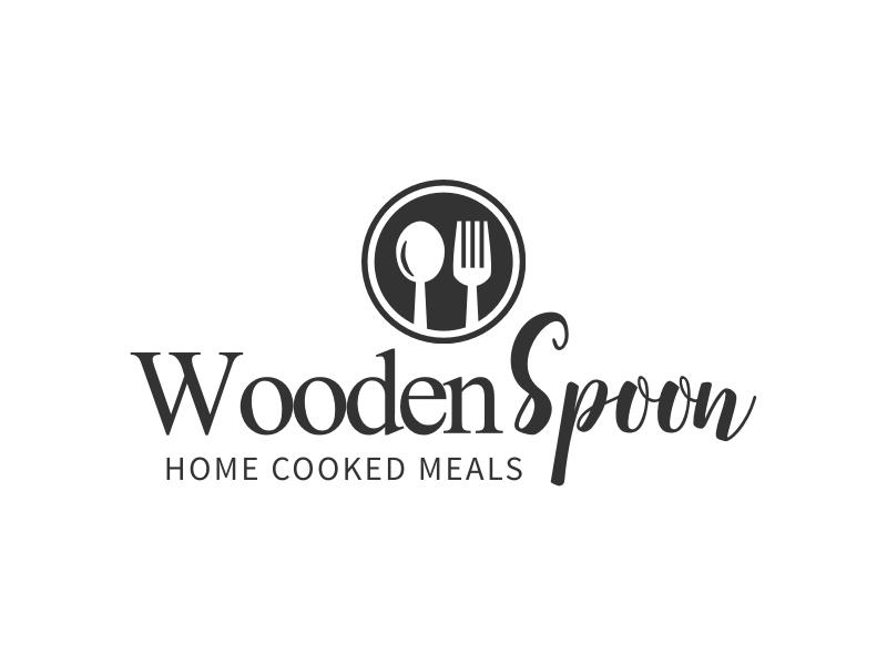 Wooden Spoon logo design