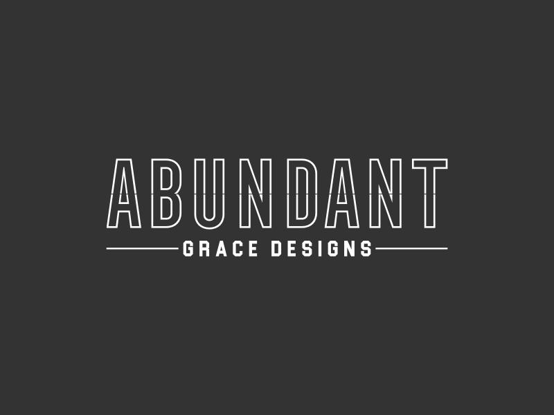 Abundant logo design