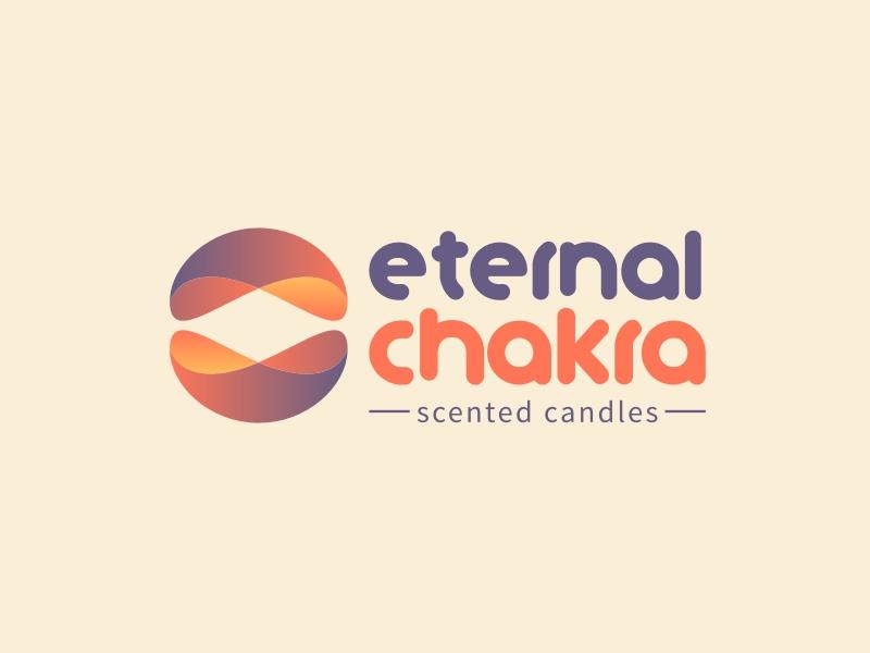Eternal Chakra logo design
