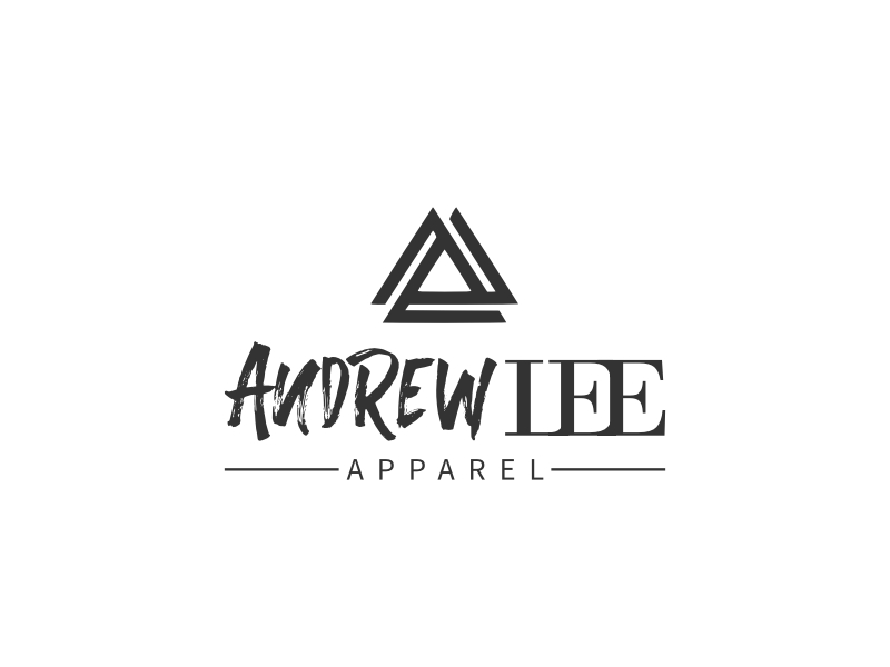 Andrew LEE logo design