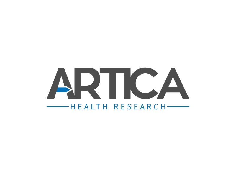 ARTICA logo design