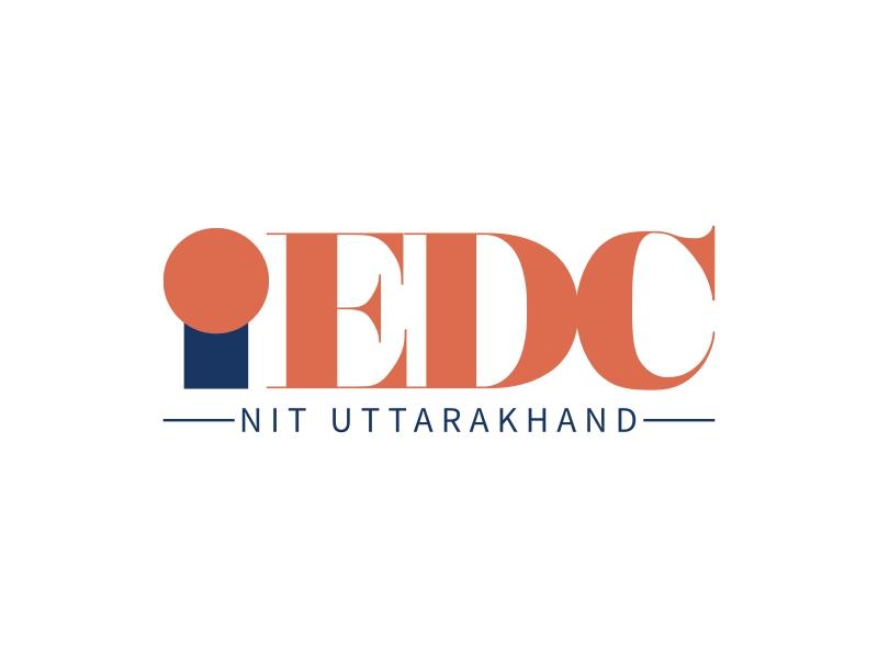 IEDC logo design