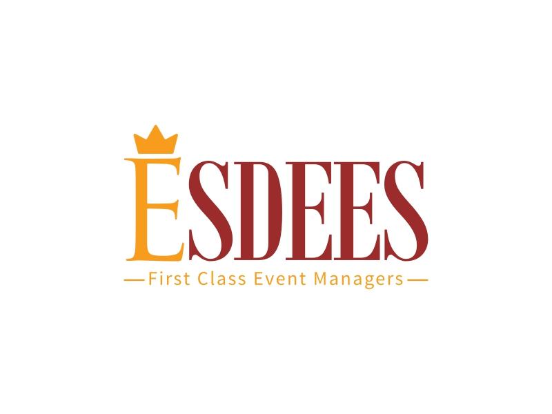 SDEES logo design