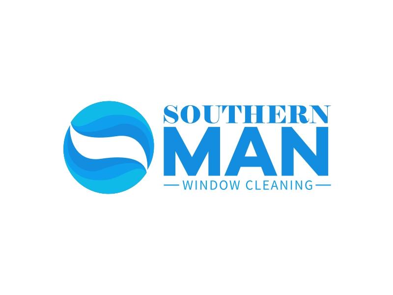 Southern Man logo design