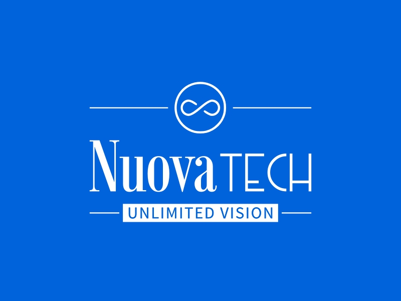 Nuova Tech logo design