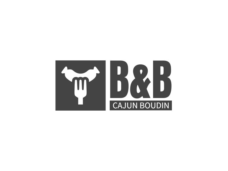 B&B logo design