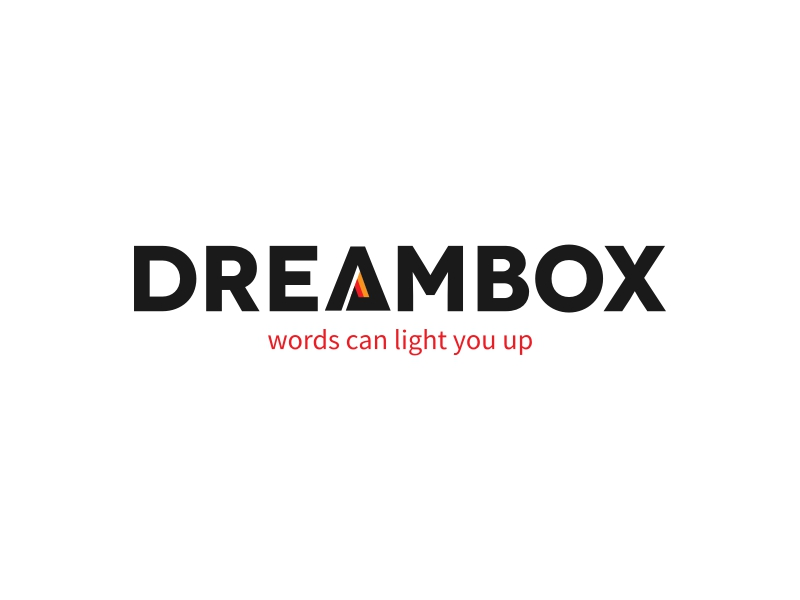 DREAMBOX - words can light you up