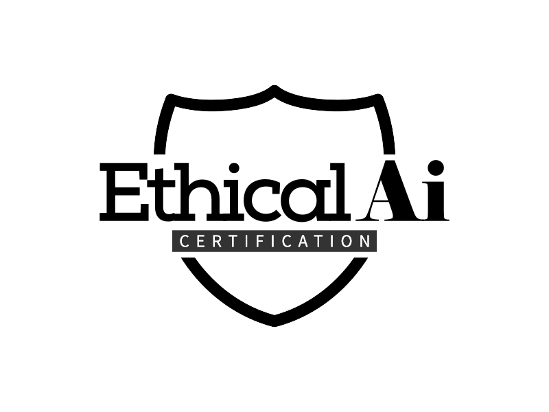 Ethical Ai logo design