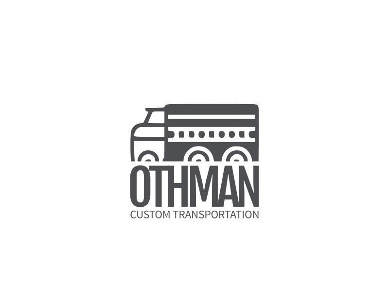OTHMAN logo design