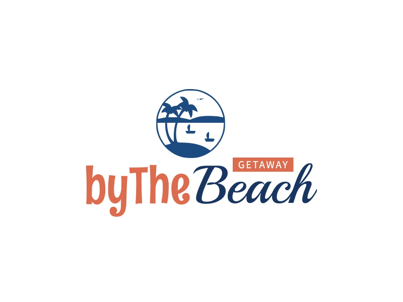 byThe Beach logo design