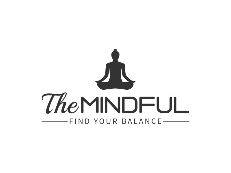 The Mindful logo design