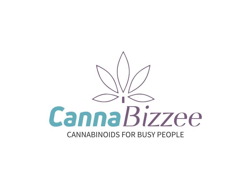 Canna Bizzee logo design