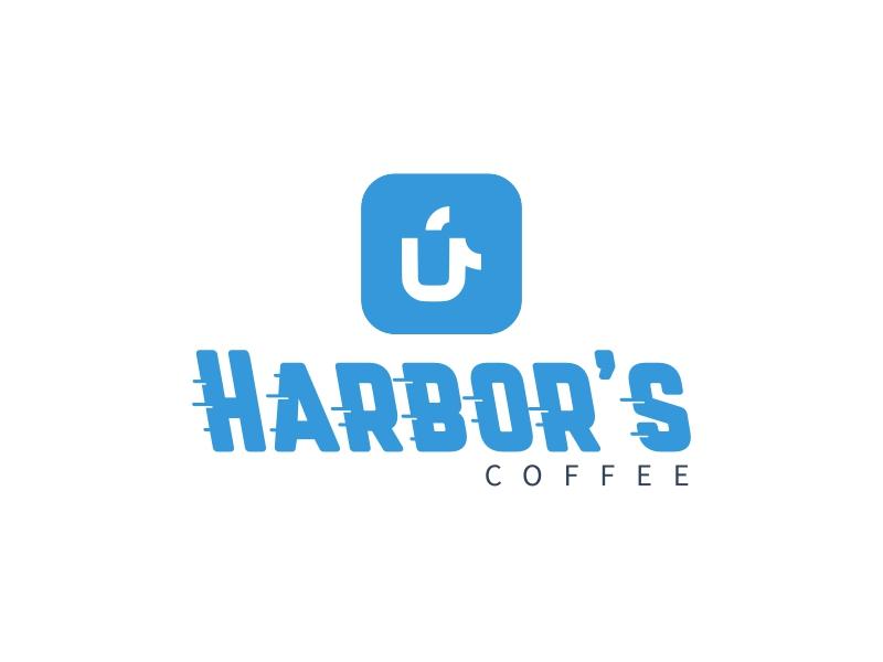 Harbor's logo design