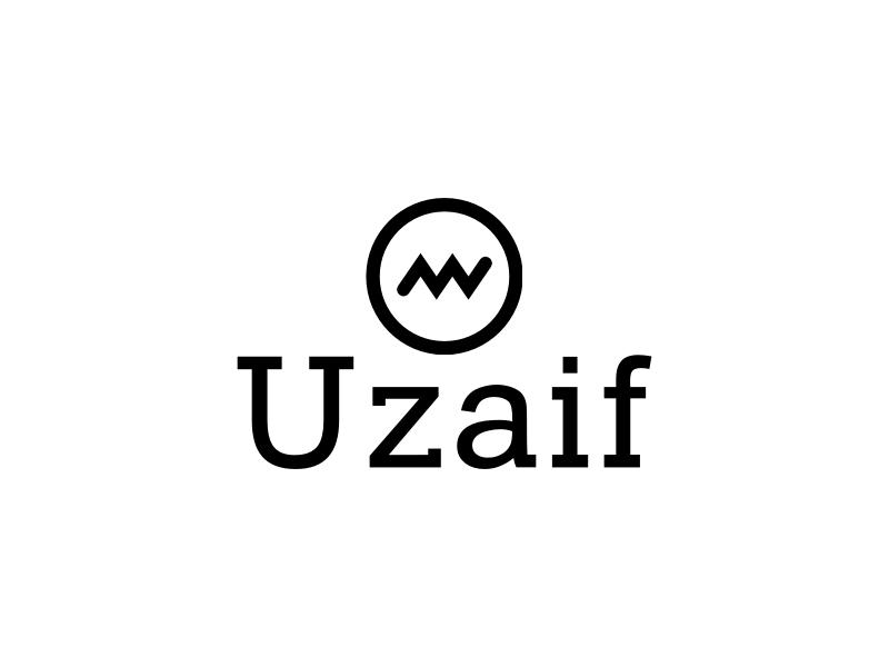 Uzaif logo design