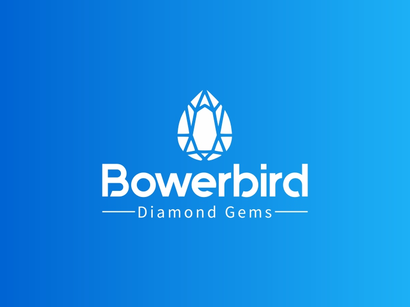 Bowerbird - Diamond Gems