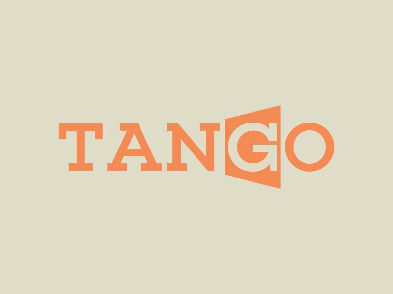 TANGO logo design