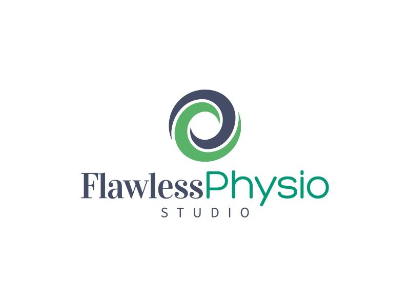 Flawless Physio logo design