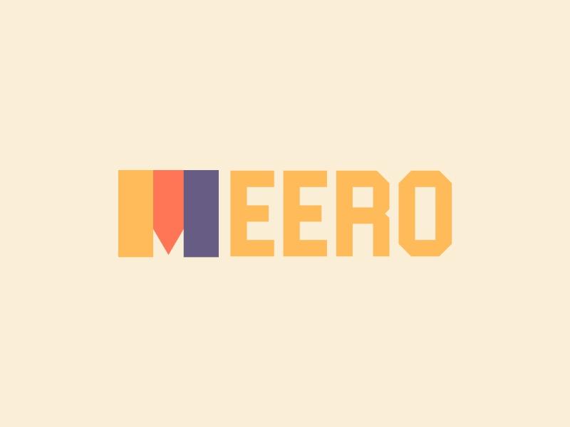 EERO logo design