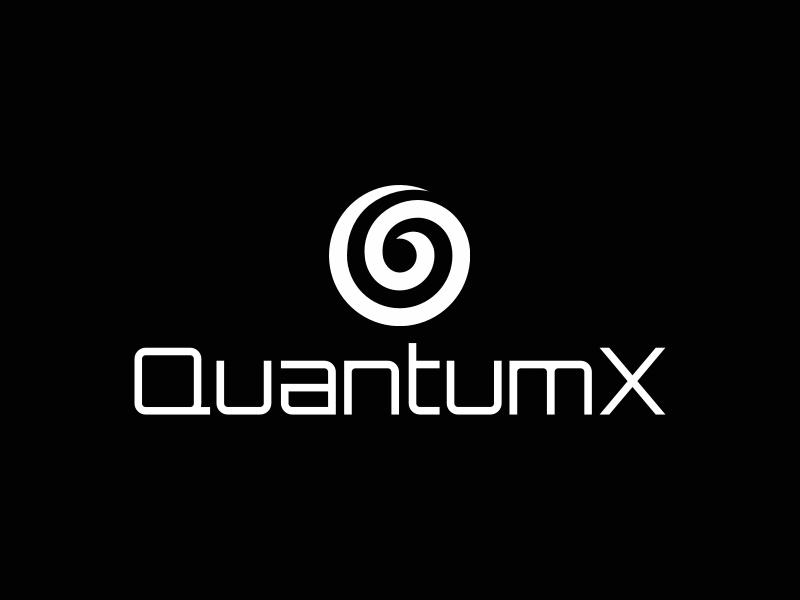 QuantumX logo design