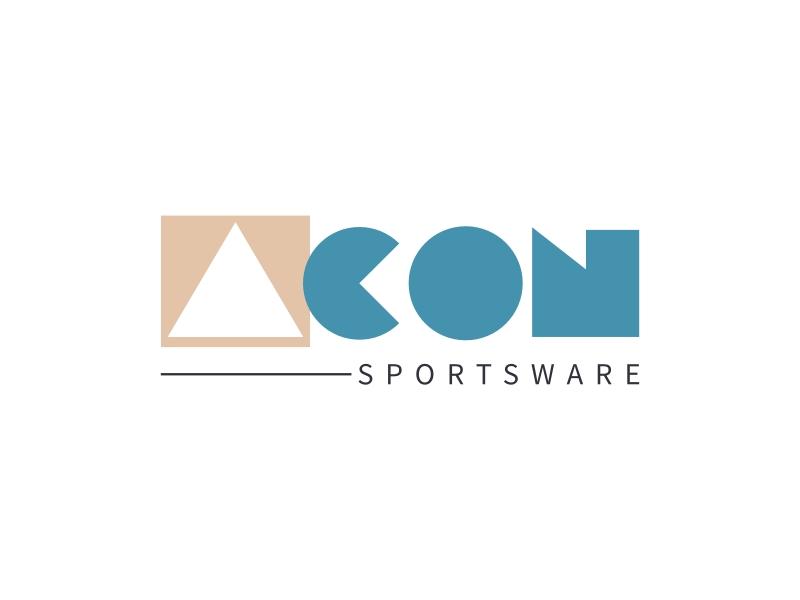 ACON logo design