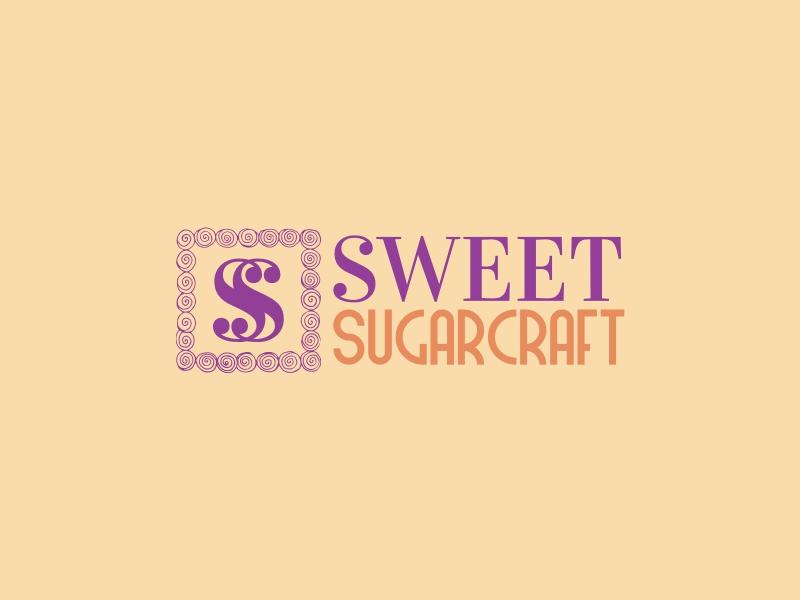 Sweet SugarCraft logo design