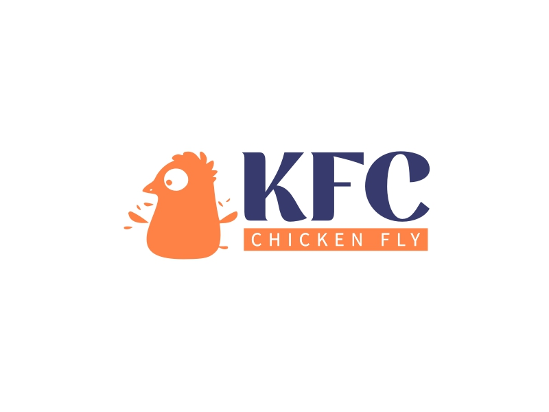 KFC - CHICKEN FLY