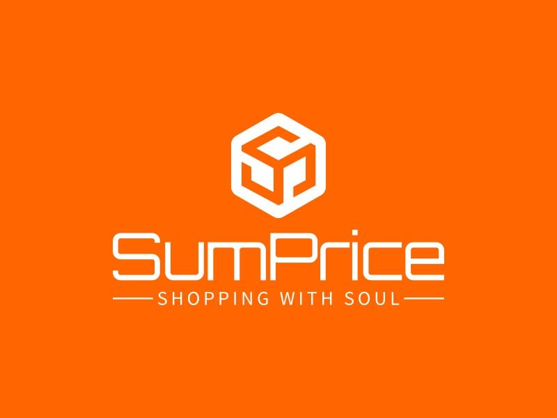 SumPrice logo design