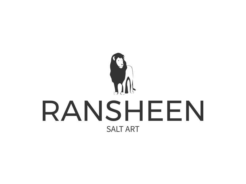 RANSHEEN logo design