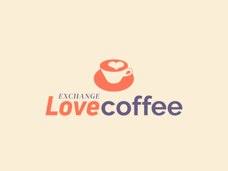 Love coffee - EXCHANGE