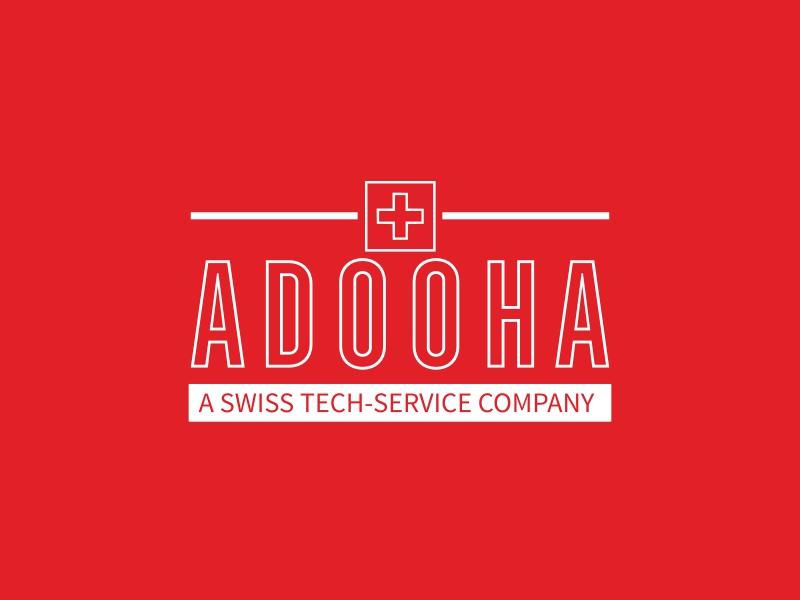 ADOOHA logo design