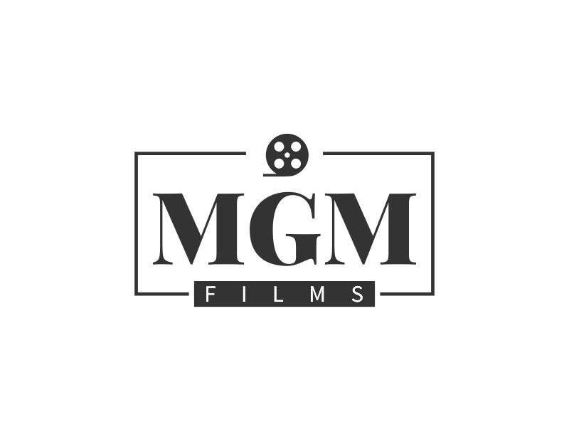 MGM logo design