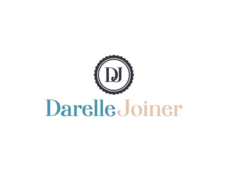 Darelle Joiner logo design