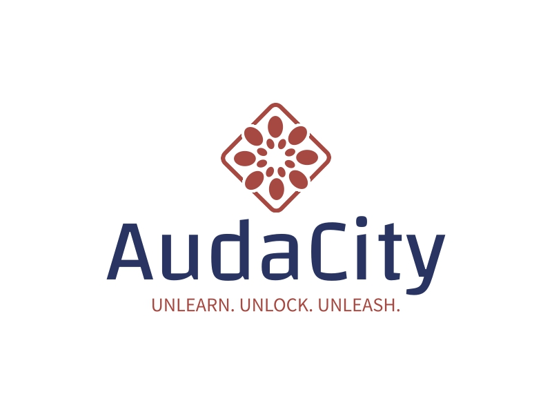 AudaCity logo design