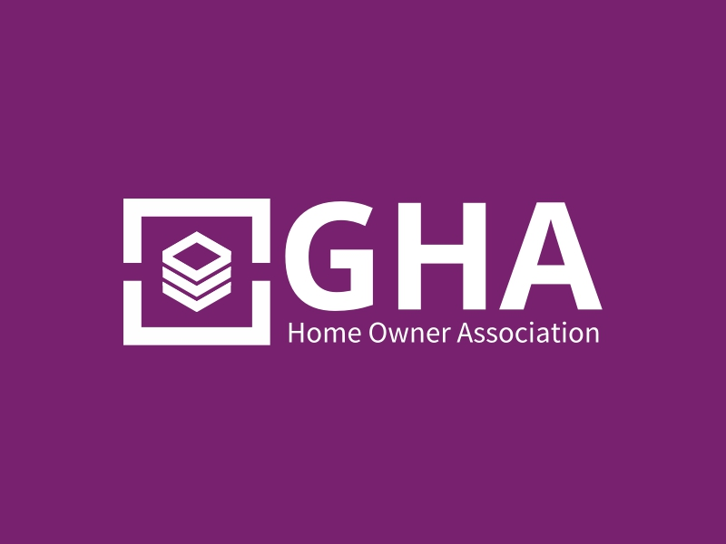 GHA logo design