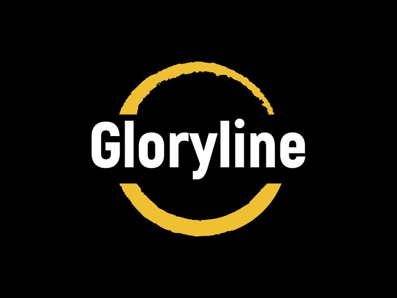 Gloryline logo design