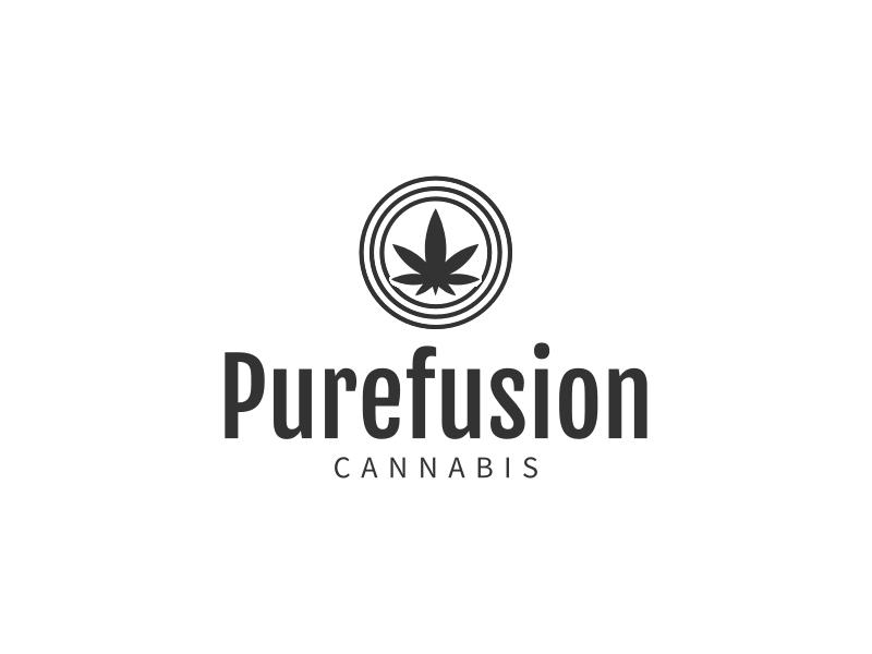 Purefusion logo design