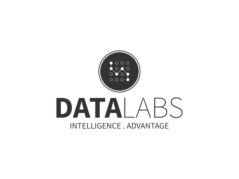 DATA LABS logo design