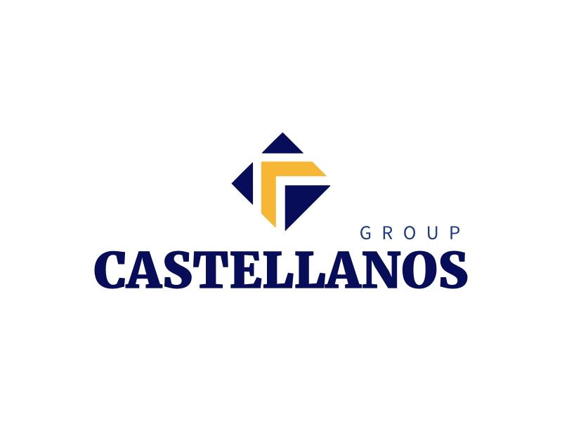 CASTELLANOS logo design