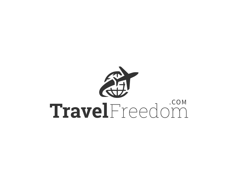 Travel Freedom logo design