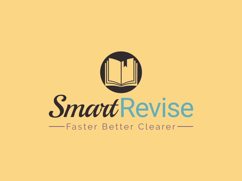 Smart Revise logo design