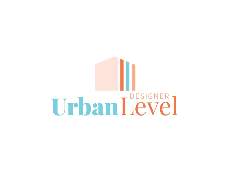 Urban Level logo design