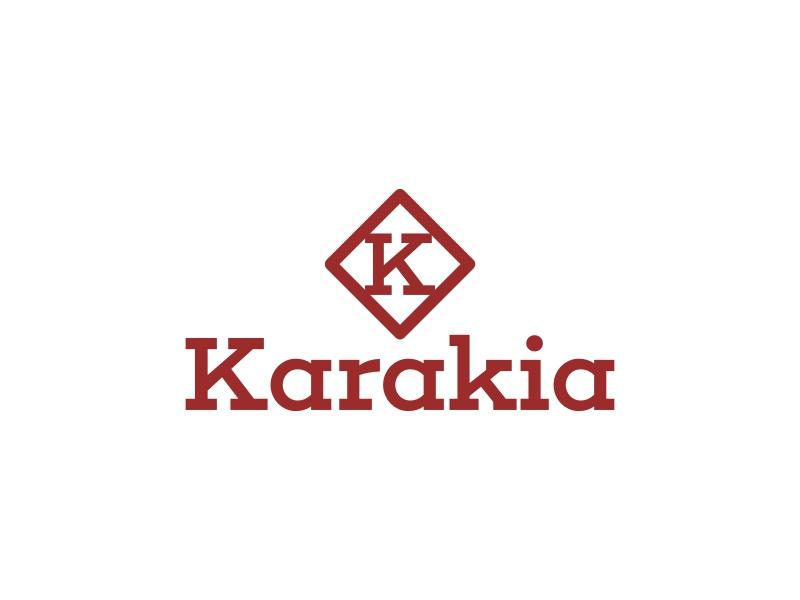 Karakia logo design