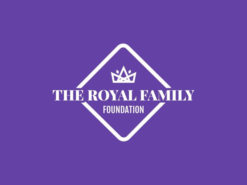 THE ROYAL FAMILY logo design