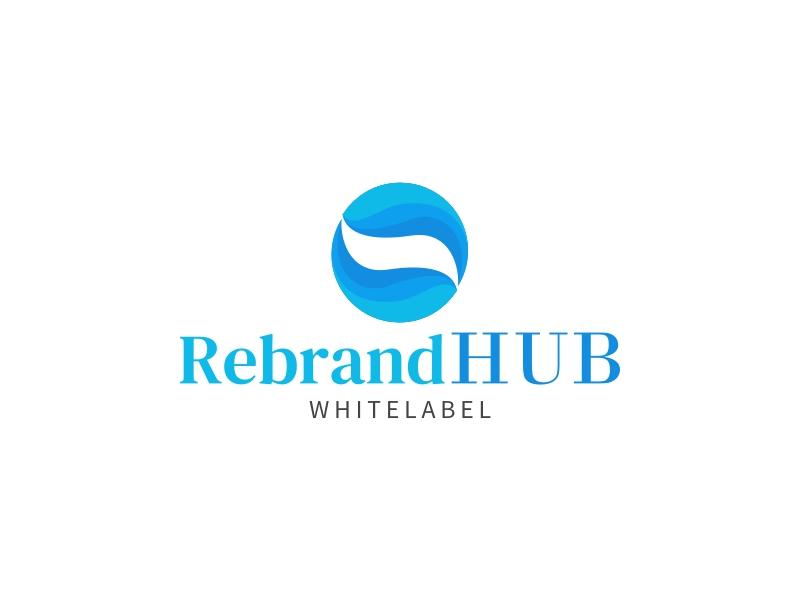 Rebrand HUB logo design