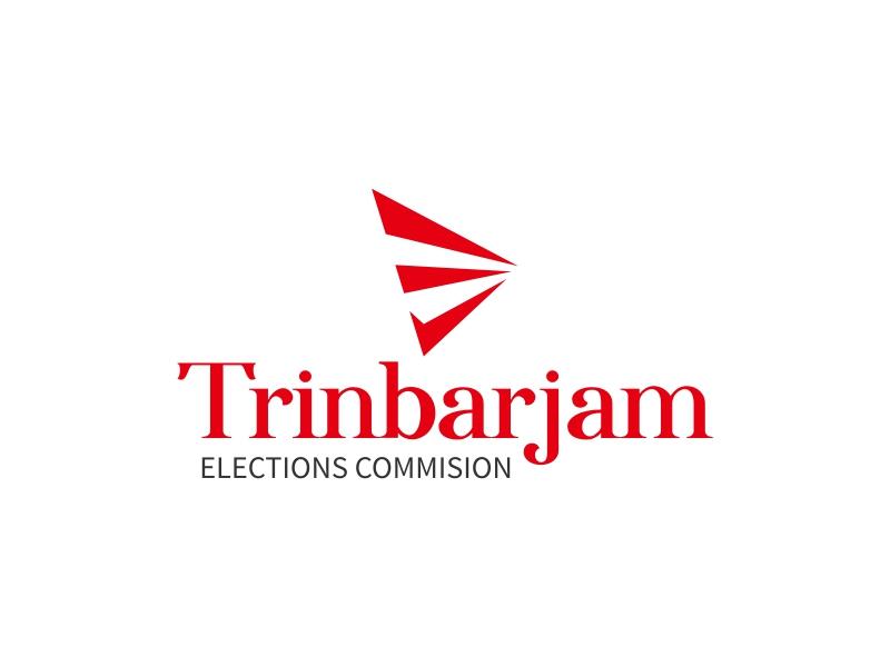 Trinbarjam logo design