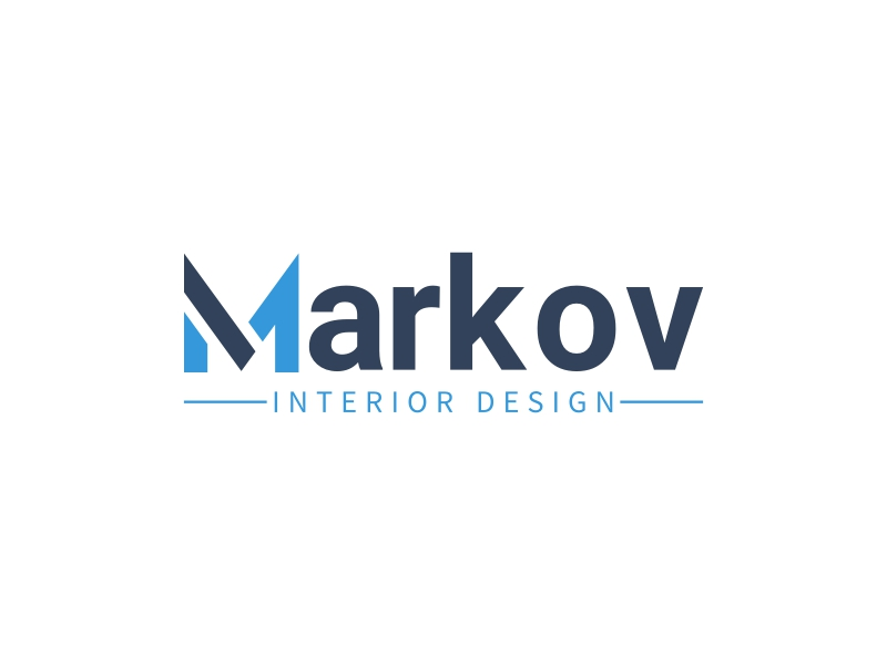 Markov logo design