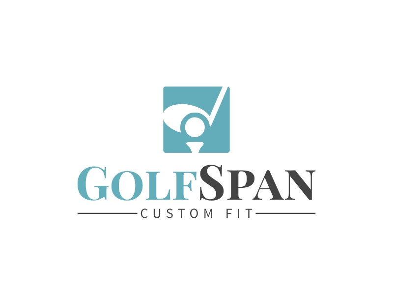 Golf Span logo design