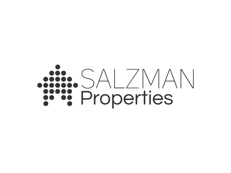 salzman Properties logo design