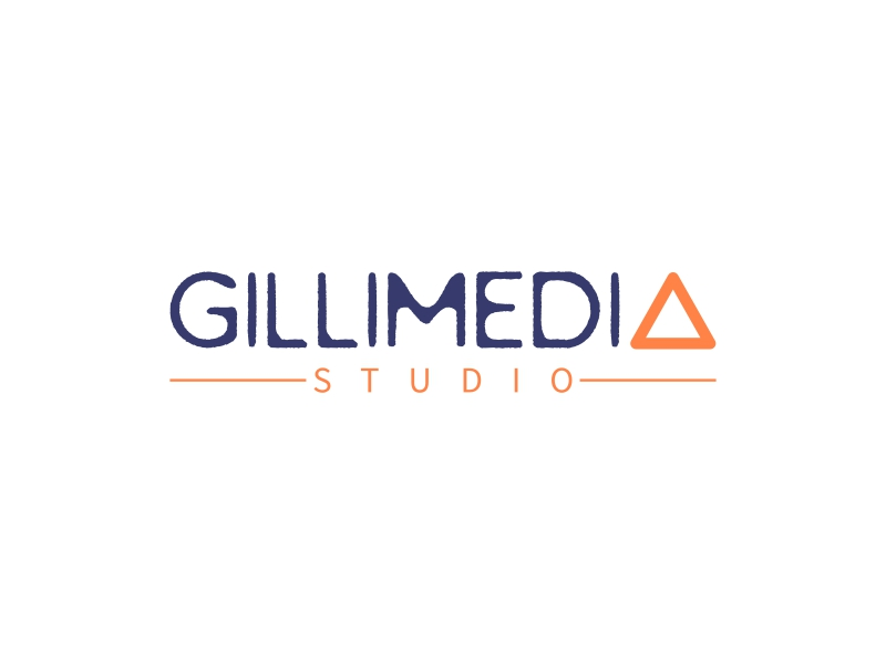 gillimedia logo design