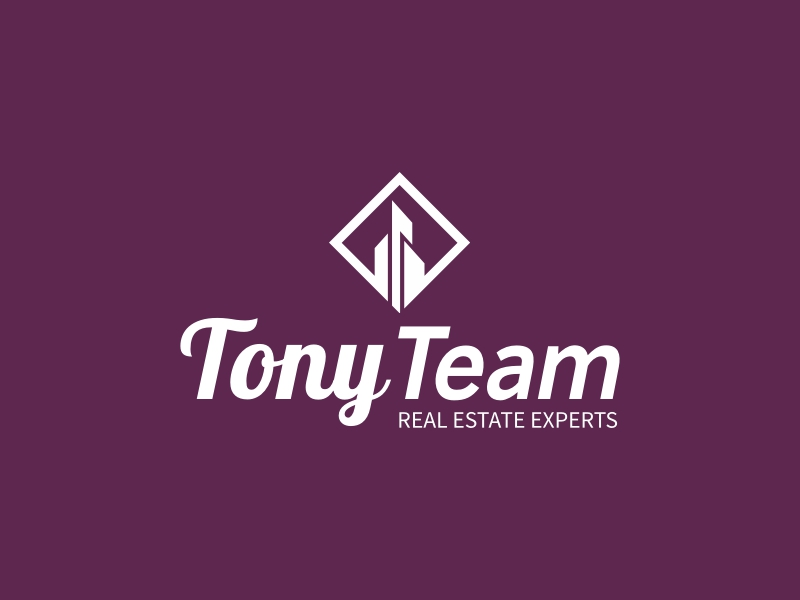 Tony Team logo design